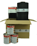 EPDM-Dachfolienset Basic 1,30 mm